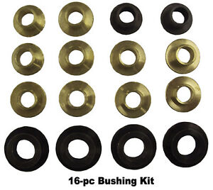 1971 1975 Chevrolet Caprice Impala Convertible Top Frame Bushing Rebuild Kit