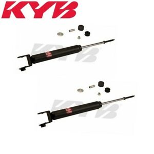2 Rear Shock Absorber Kyb Excel g 344395 For Nissan Altima 2002 2003 2004 2006
