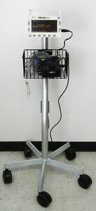 Protocol Propaq Encore 202 El Multiparameter Patient Monitor Acuity Stand