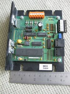Ams Stepper Motor Driver Controller Advanced Micro Systems 21 2100 0a Usa