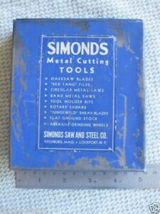 Simonds Mo max Super Cobalt Metal Cutting 3 4 Tool Bits Lathe Shaper Fly Cutter