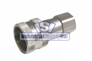Quick Coupler Enerpac Interchange C 604 Style 3 8 Female Pipe Thread 3tf3