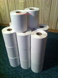 16 Rolls 4 X 6 Zebra Direct Thermal Shipping Printer Labels 250 4000 Free Ship