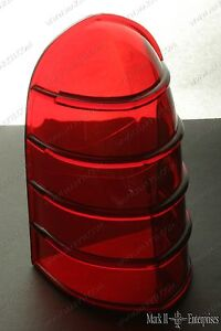 1951 Lincoln Tail Light Lens 1951 Canadian Mercury Monarch Nos Quality