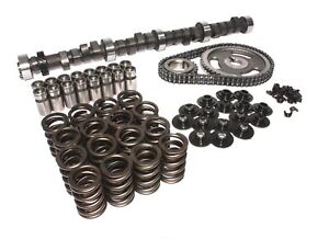 Chevy 283 327 350 400 Ultimate Cam Kit 232 232 At 050 375hp Springs Lifters