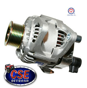 Alternator 90 Amp For Jeep Grand Cherokee 1995 98 5 2 5 9l 17225 16 Omix ada