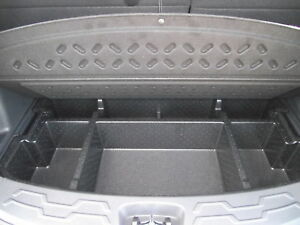 Oem 2010 2013 Kia Soul Rear Hard Foam Cargo Storage Organizer W Hard Cover