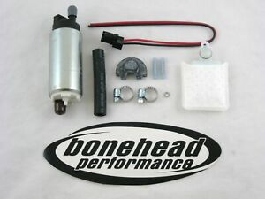 Walbro 255lph Hp Fuel Pump Install Kit 1987 1992 Toyota Supra Turbo 7mgte