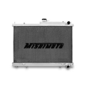 Mishimoto Performance Aluminum Radiator For Nissan Skyline R33 Rb25det Rb26dett