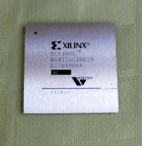 Xilinx Virtex Xcv300ebg432agt very Rare Find