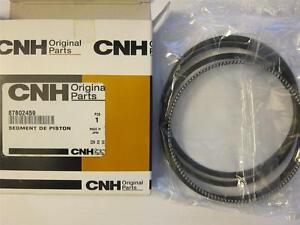 New Case New Holland International Tractor Piston Ring Set 87802459 More Listed
