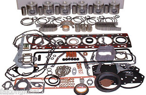 Toyota 2h Forklift Engine Kit Diesel Pistons Sleeves Bearings Gaskets