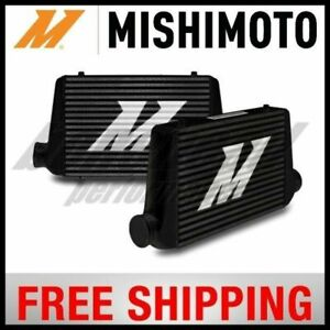 Mishimoto Performance Black Universal G Line Intercooler 24 5 X 11 75 X 3