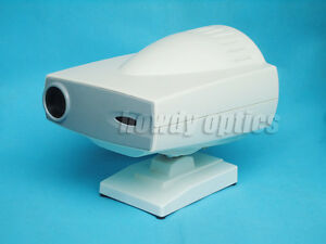 Optical Chart Projector Auto Chart Projector 30 Charts Halogen Lamp New