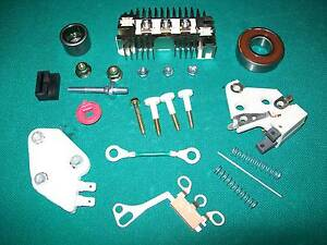10si Delco Alternator Positive Ground 24 Volt Regulator Rebuild Conversion Kit