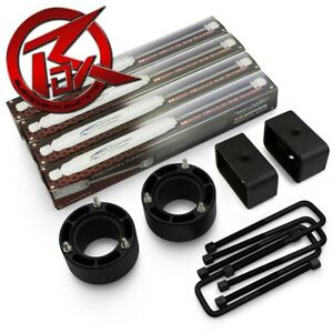 1994 2002 Dodge Ram 2500 3500 3 Front 3 Rear Leveling Lift Kit 4wd Shocks