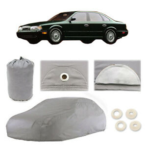 1990 2006 For Infiniti Q45 5 Layer Car Cover Fitted Water Proof Snow Rain Sun