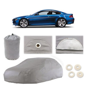 Bmw 6 Series 6 Layer Car Cover Fitted In Out Door Water Proof Rain Snow Sun Dust
