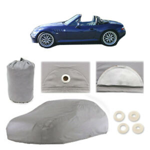 Bmw Z3 5 Layer Car Cover Fitted In Out Door Water Proof Rain Snow Sun Dust