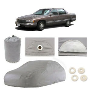 Cadillac Deville 5 Layer Car Cover Outdoor Water Proof Rain Sun Dust Early Gen