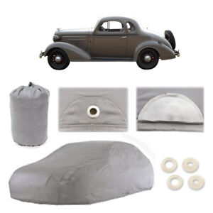 Chevy Standard 5 Layer Car Cover Outdoor Fit Water Proof Rain Sun Uv Snow Dust