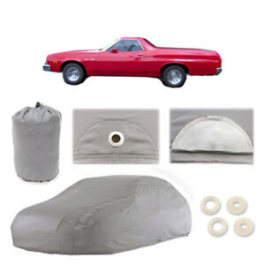 Ford Ranchero 5 Layer Car Cover Fitted Outdoor Water Proof Rain Snow Sun Dust