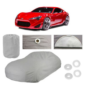 Scion Fr S 4 Layer Car Cover Fitted Waterproof In Out Door Rain Snow Sun Dust