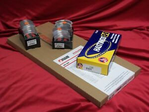 Chevy gmc 6 5 6 5l Engine Rering Kit Piston Rings bearings gaskets 92 93