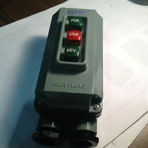 Koino Kh 3063 Power Push Button Switch 3phase 380vac 20a