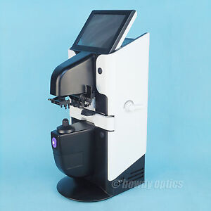 New Design Auto Lensmeter Optical Lensometer Touch Screen Uv Meter