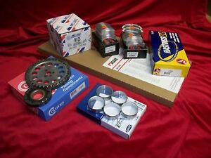 Chevy 350 Performer Engine Kit Moly Rings Hv Pump 1987 88 89 90 91 92 93 94 95