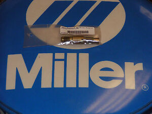 Brand New Miller 112704 Adapter For Contact Tube Welding