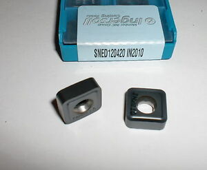 Sned 120420 In2010 Ingersoll 10 Inserts Factory Pack