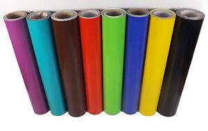 5m Roll A4 Quality Sticky Back Plastic Sign Making Vinyl Film Self Adhesive