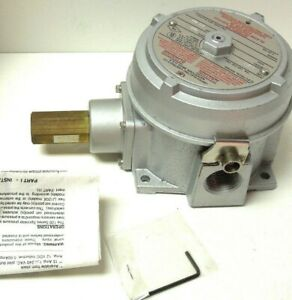 United Electric Sprinkler Pressure Switch J120x Water Flow Alarm Nib