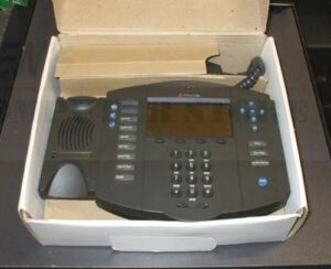 Polycom Circa L Soundpoint Voip Phone In Excellent Condition