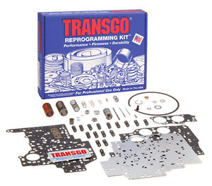 Transgo Shift Kit 4l80 E Chevy Gmc Hummer 1991 On Sk 4l80e Hd2
