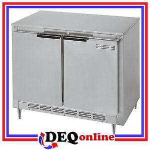 Beverage air Bev Air Ucr34hc Undercounter Refrigerator Shallow Depth