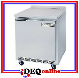 Beverage air Bev Air Wtr27ahc Work Top Refrigerator 29 Base Model