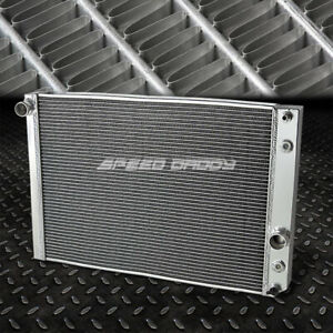 3 Row Full Aluminum Racing Radiator 91 96 Chevy Corvette 5 7l L98 Lt1 Zr 1 V8 Mt