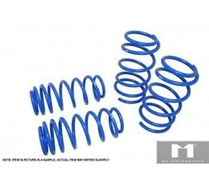 Lowering Springs For 2002 2005 Honda Civic Si Ep3 3dr