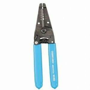 Channellock Inc 958 6 Pack 6 Inch Wire Stripper And Cutter