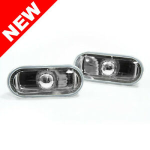 99 05 Vw Golf Jetta Mk4 97 04 Passat B5 B5 5 Side Marker Lights Clear