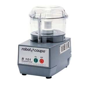 Robot Coupe R101 B Clr Electric Bowl Cutter Mixer Vegetable Prep