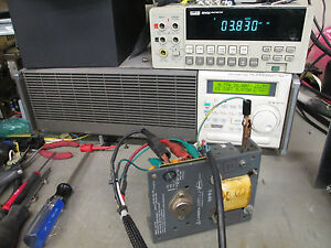 28v 0 8a Tested Linear Power Supply Lambda Los z 28 Includes Copy Of Manual