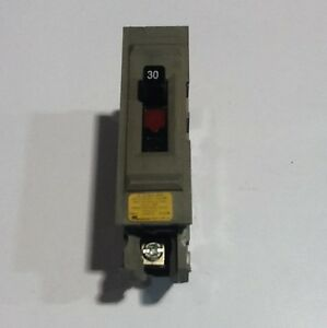 Wadsworth Milbank A30ni Circuit Breaker 30amp