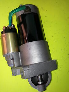 Chevrolet Impala 2000 3 8l Starter Motor Re Manufactured