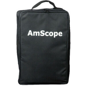 Amscope Cb b490 Microscope Vinyl Carrying Bag Case medium
