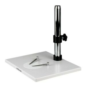 Amscope Ts100 Super Large Microscope Table Stand