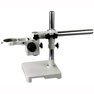 Amscope Saw Sturdy Microscope Single arm Boom Stand